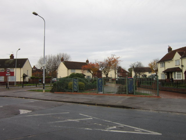 Wingfield Road at Staveley Road, Hull