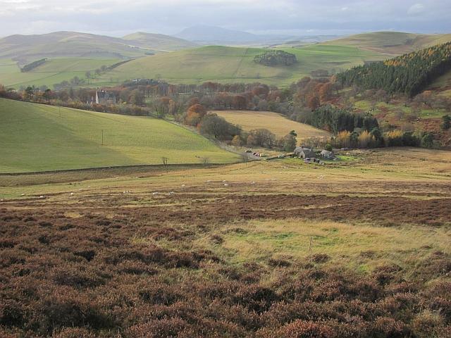 Moorland, Broughton