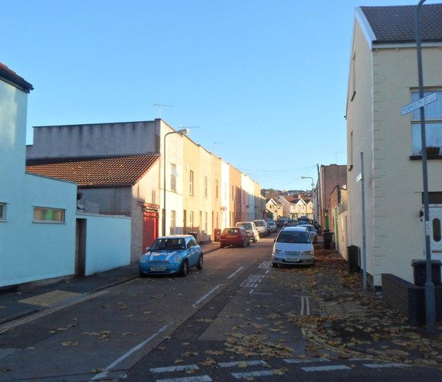 Monmouth Street, Bristol