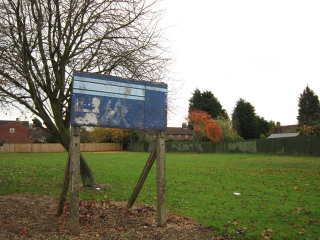 The site of the former St Georges Church
