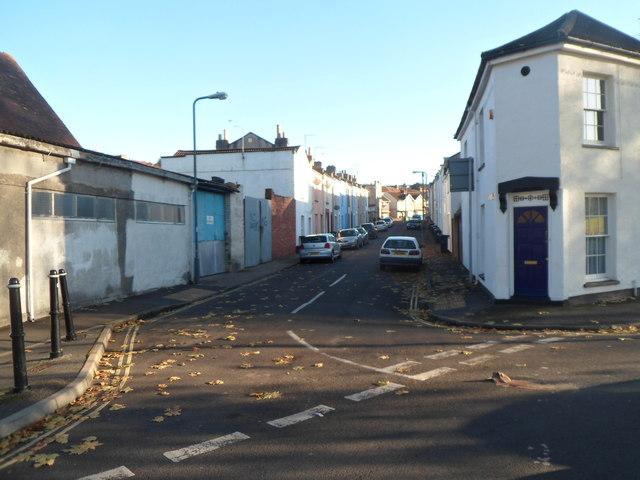 Marmaduke Street, Bristol