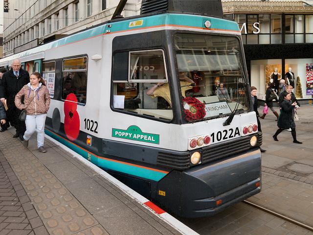 Metrolink Poppy Tram