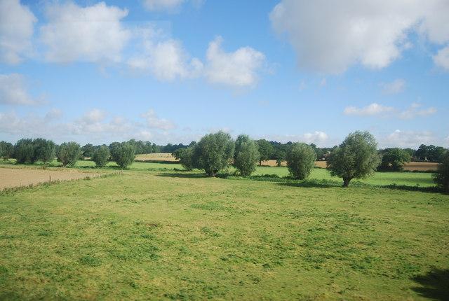 Farmland, Godinton Park