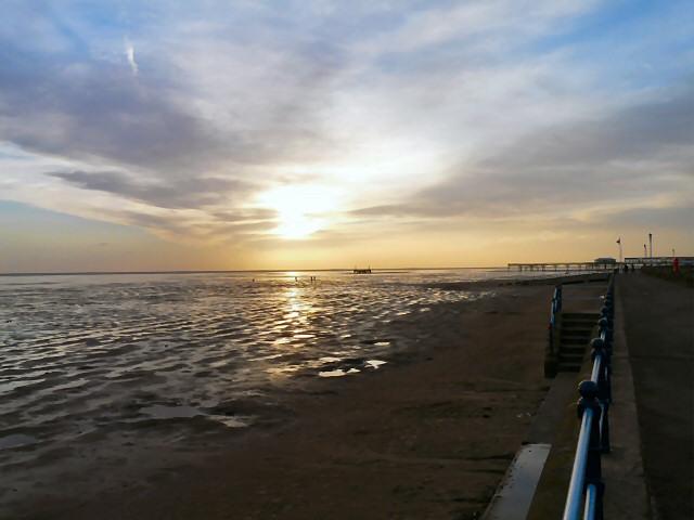 St Annes Sunset