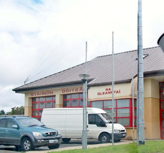 Delta Lima 21  -  Glenties Fire Station