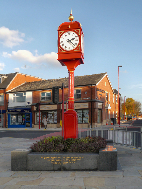 Town Clock, Villemomble Square