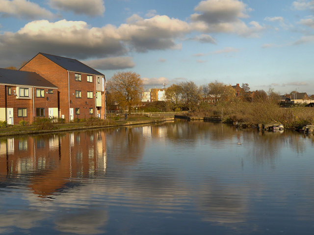 Ashton Canal, Fairfield Junction