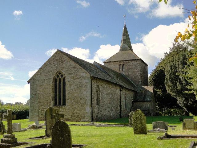 St Michael, Edwyn Ralph