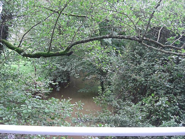 River Blackwater at Tutt's Bridge