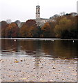 SK5438 : Nottingham, NG7 - Highfields Park Lake by David Hallam-Jones