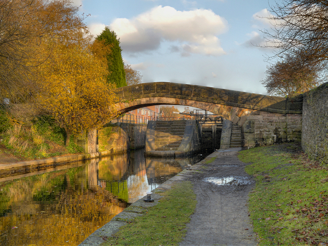 Bridge and Lock, Fairfield