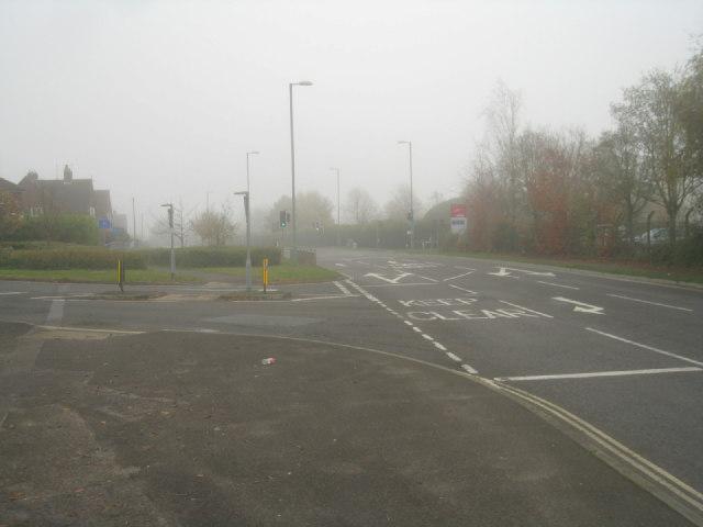 Merton Road / Kingsclere Road