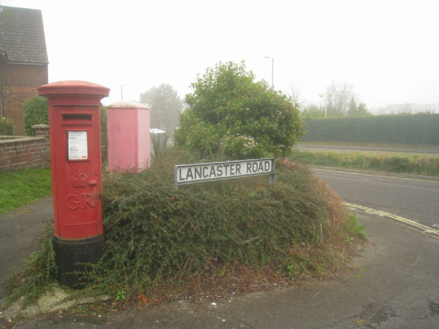 Local postbox