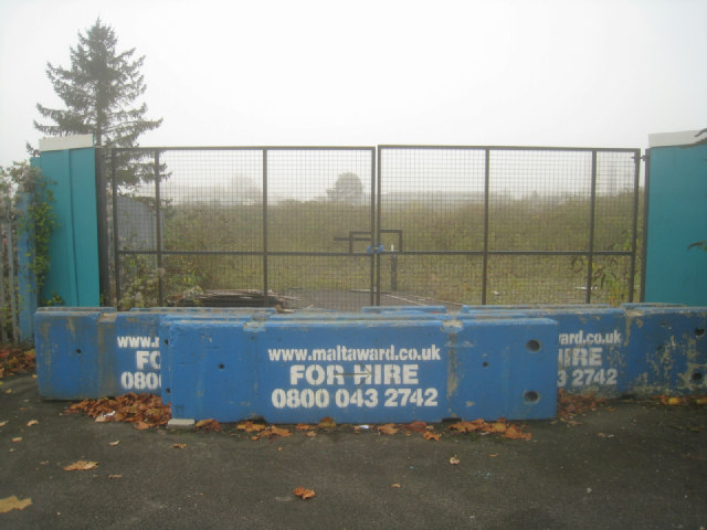 Access to the 'Victoria' site