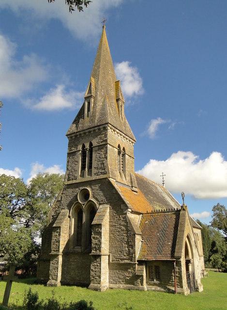St Mary, Edvin Loach