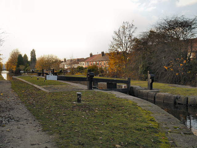 Ashton Canal, Lock 17
