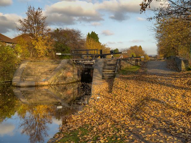 Lock 17, Ashton Canal