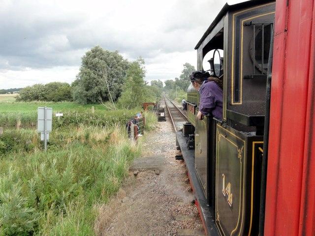 Newenden, Kent & East Sussex Railway