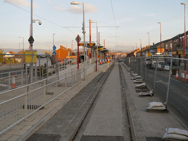 Edge Lane Tram Stop