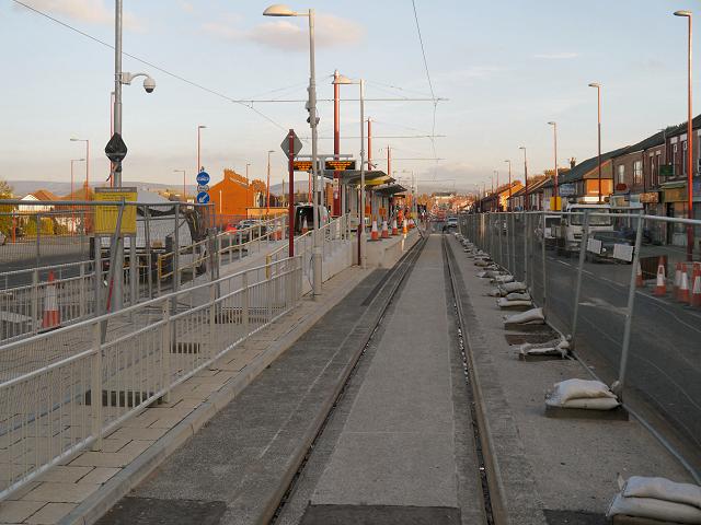 Edge Lane Tram Stop