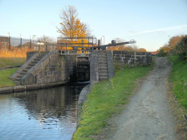 Lock 15, Ashton Canal