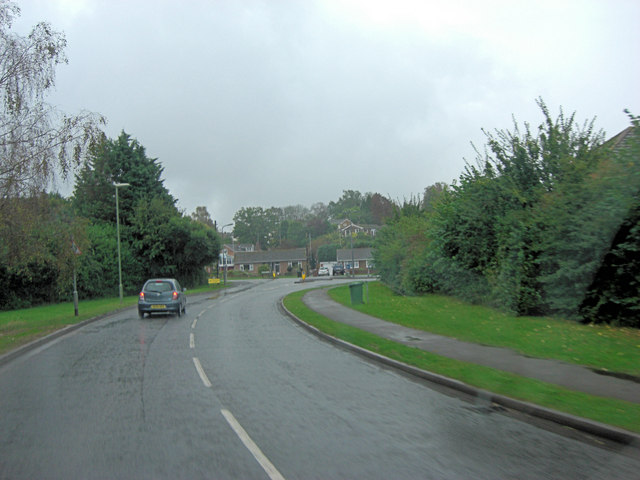 Junction of Fishlake Meadows and Culpernham Lane