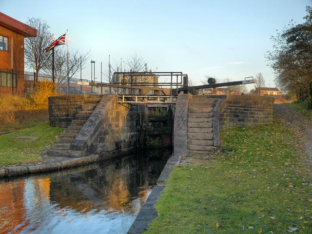 Lock 14, Ashton Canal