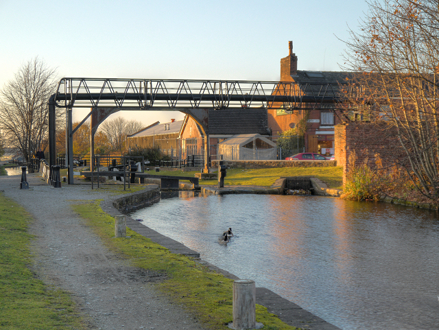 Ashton Canal Lock 13 (Crabtree Lane)