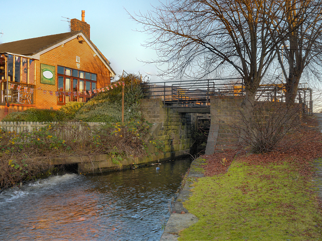 Ashton Canal, Crabtree Lane Lock