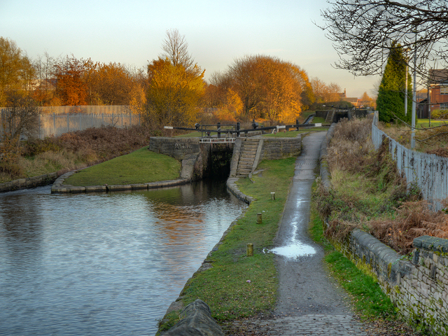 Clayton Junction and Junction Lock