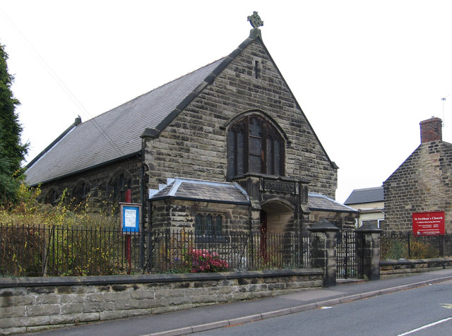 Belper - St Swithuns Church
