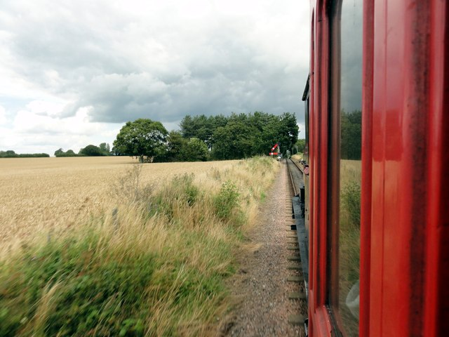 Newenden, Kent & East Sussex Railway
