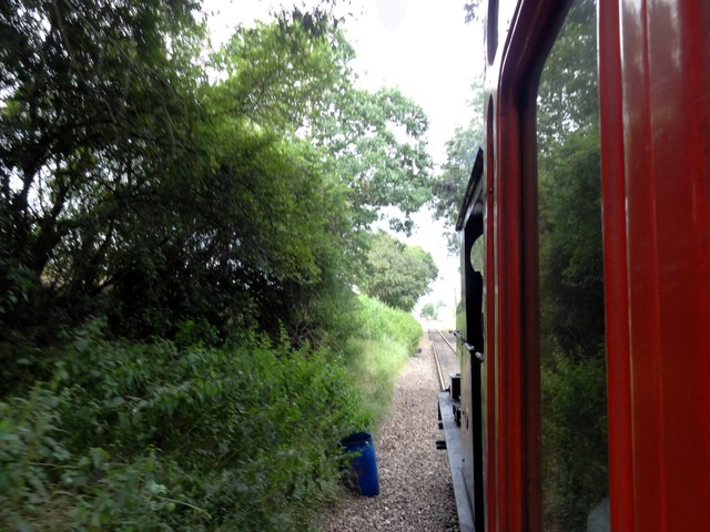 Wittersham, Kent & East Sussex Railway