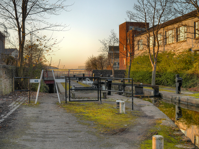 Ashton Canal, Clayton Lane Lock
