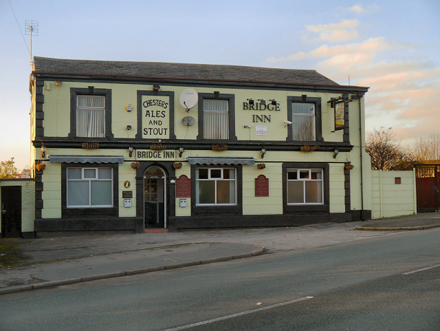 Bridge Inn, Clayton