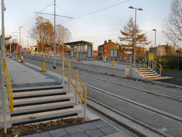 Clayton Hall Tram Stop