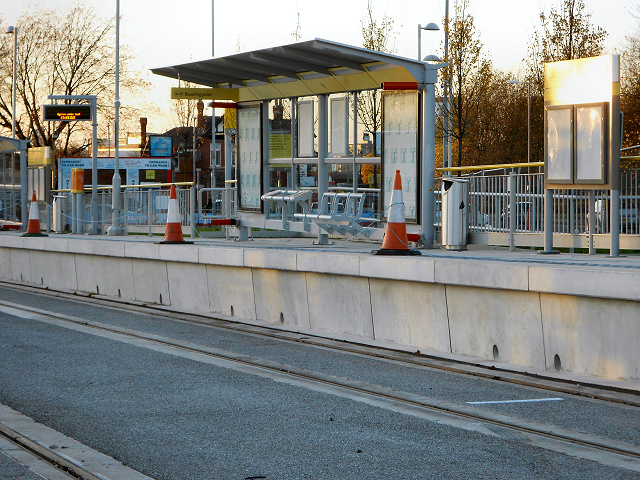 Metrolink Extension, Clayton Hall