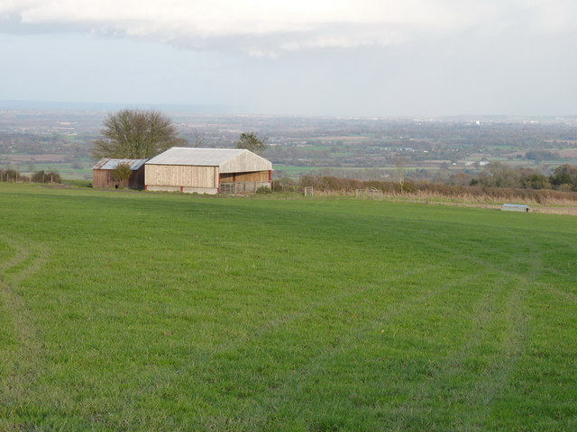 A field barn near Diptreehills