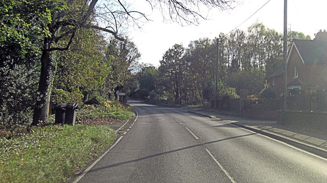 A283 at Wormley