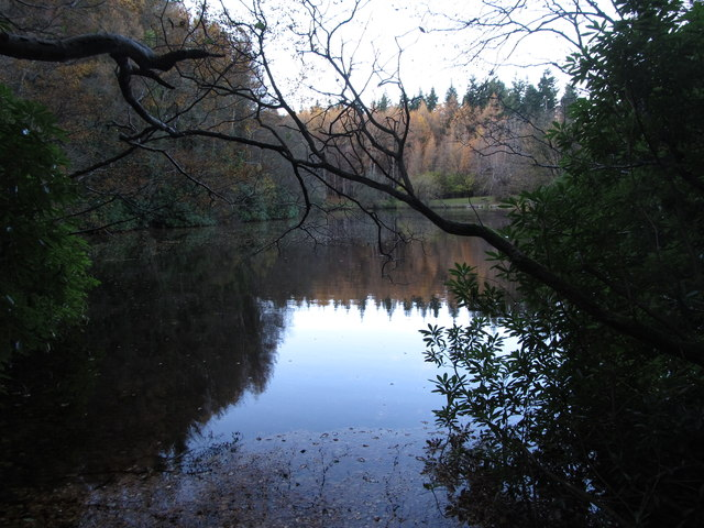 Tollymore Lake