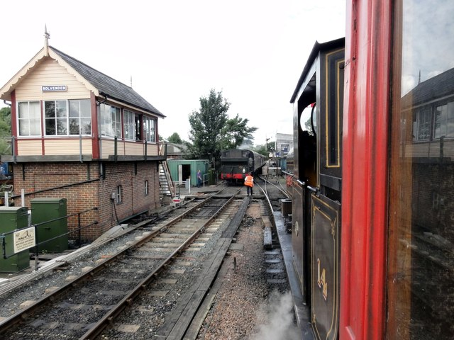 Kent & East Sussex Railway, Rolvenden