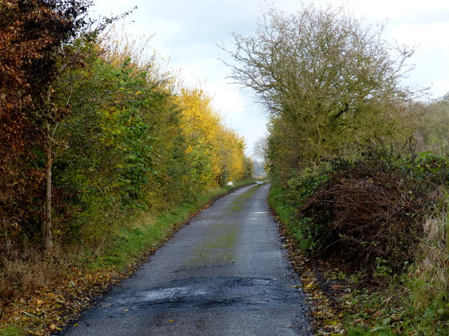 Houghton Lane near Stoughton