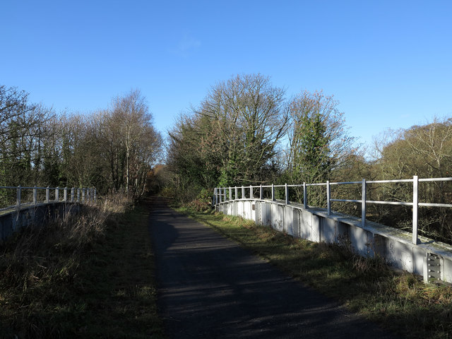 Bridge over River Browney