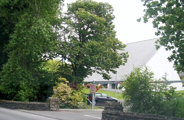 St Conal (Connell) Catholic Church, Glenties
