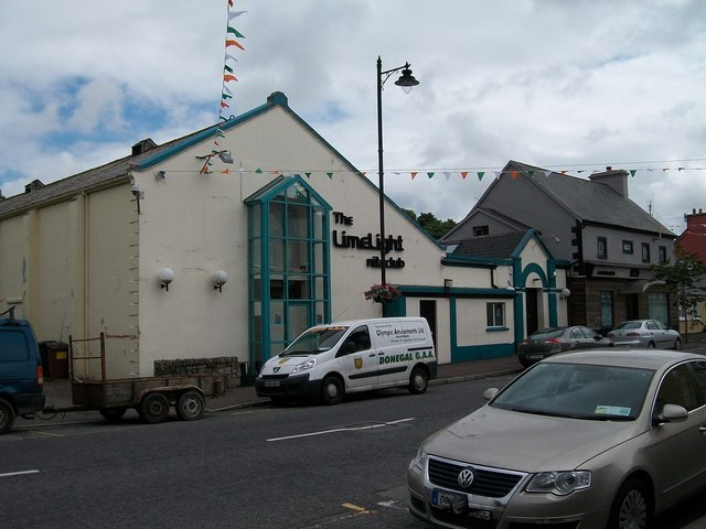Glenties' The Limelight Nite Club