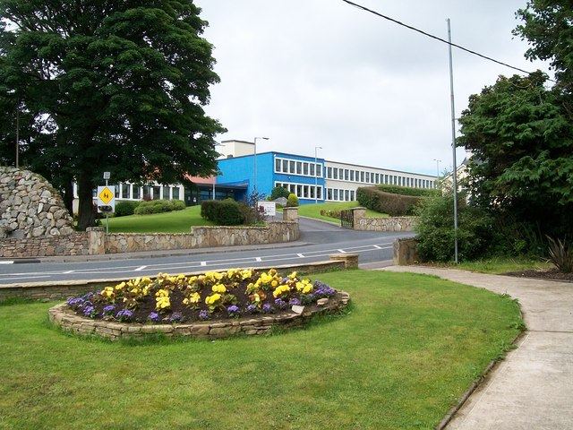 Scoil Chuimsitheach Cholmcille, Na Gleanntaí - St. Columba's Comprehensive School, Glenties,