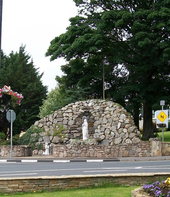 The Marian Grotto, Glenties