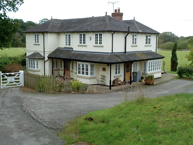 Lodge at Davenport Hall estate