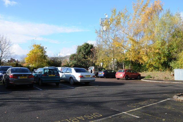 Long stay car park