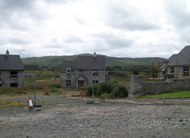 Gleann An Caisil, Glenties, Co. Donegal